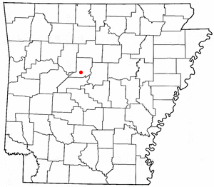 Loko di Morrilton, Arkansas