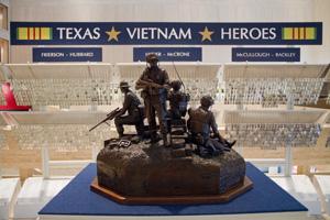 Texas Capitol Vietnam Veterans Monument