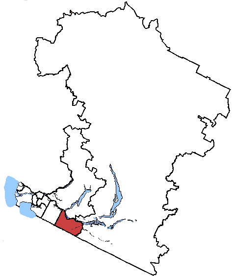federal electoral district of Canada