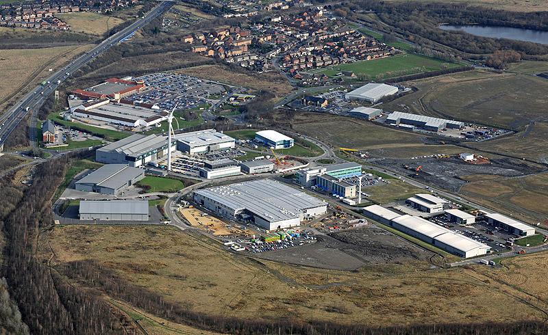advanced manufacturing park