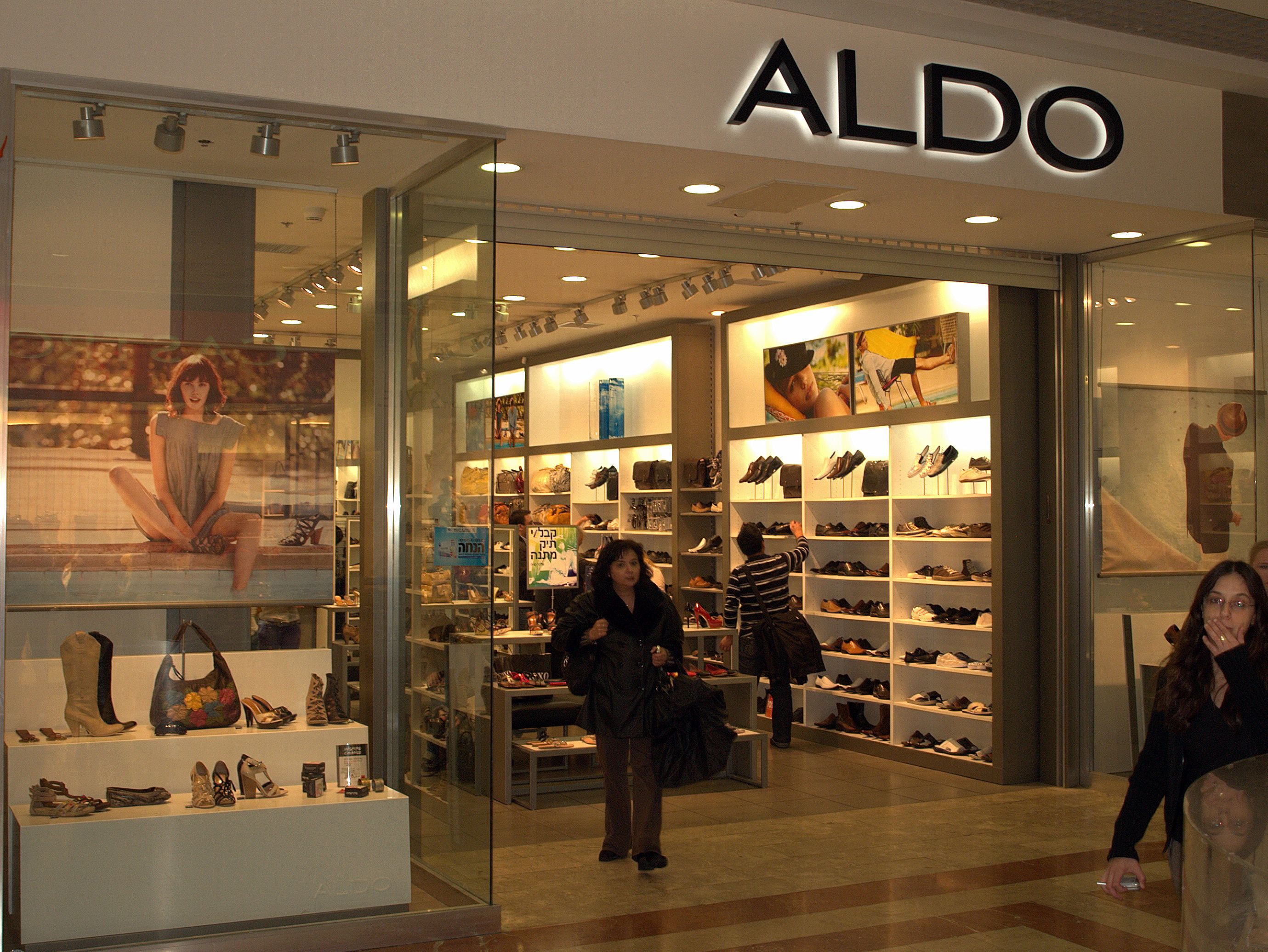 Aldo at Fashion Valley - A Shopping Center in San Diego, CA - A 48