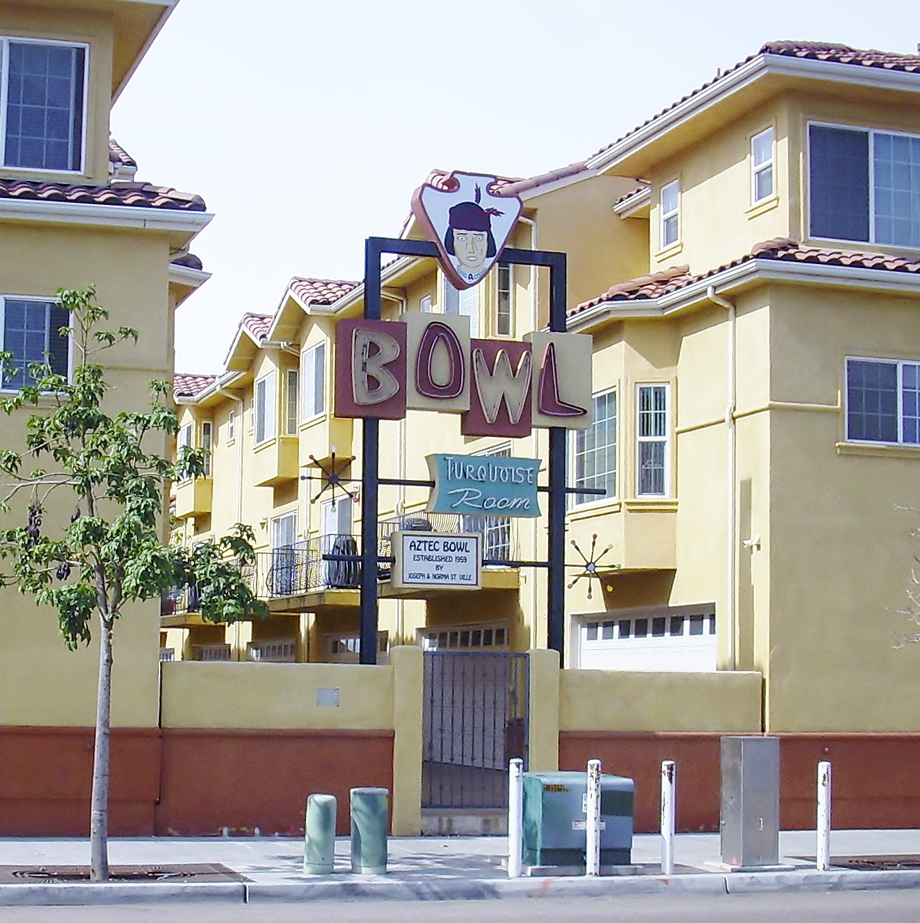 file apartment buildings brag replacement of turquoise room disco in