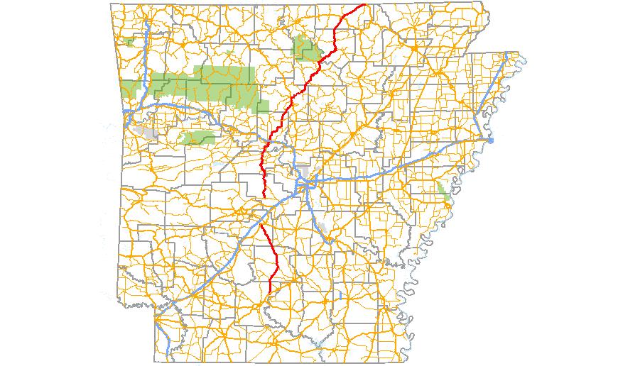 Arkansas Highway 9 - Wikipedia