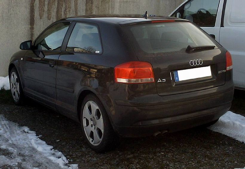 File Audi A3 2008 Jpg Wikimedia Commons