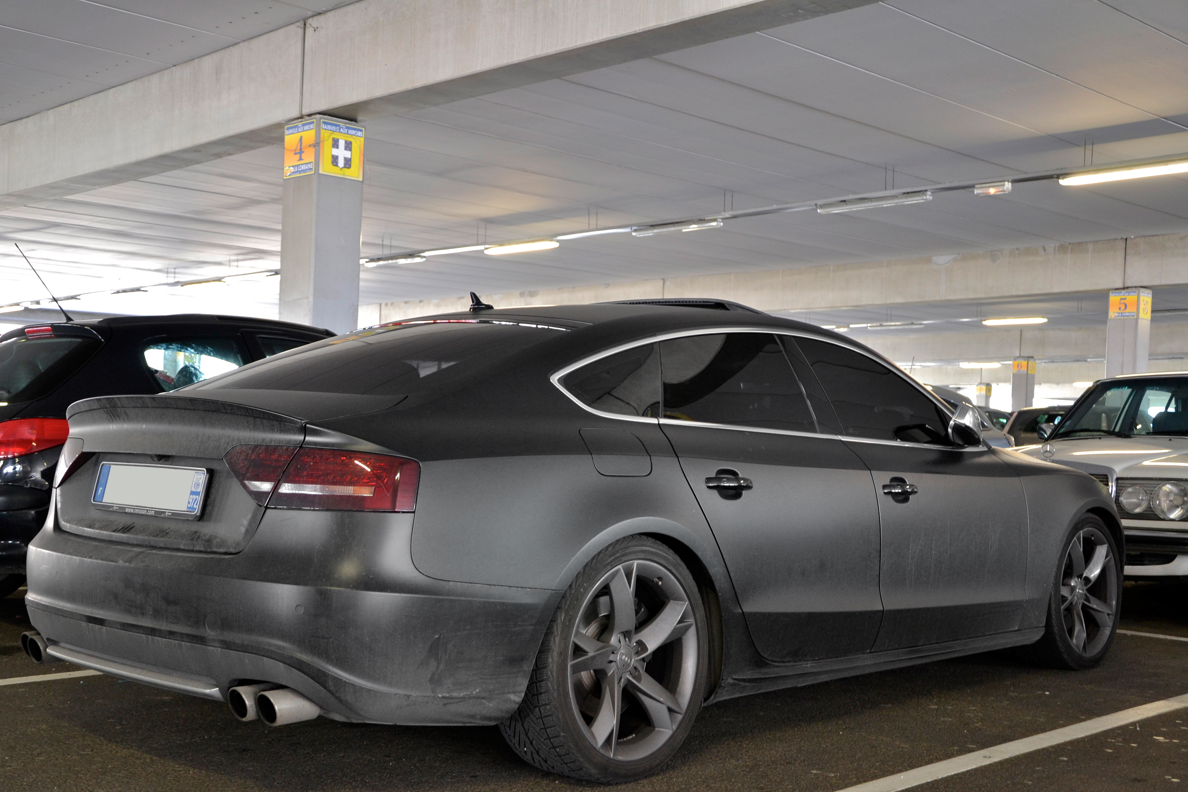 File Audi S5 Sportback Flickr Alexandre Pr 233 Vot 1 Jpg