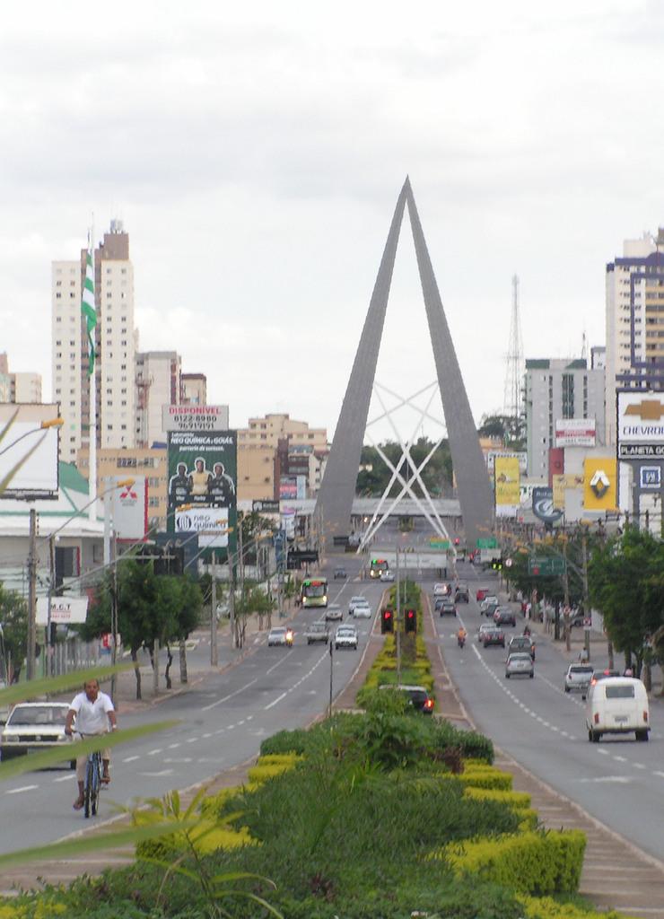 Por que Goi?nia ? a cidade mais desigual do Brasil ...