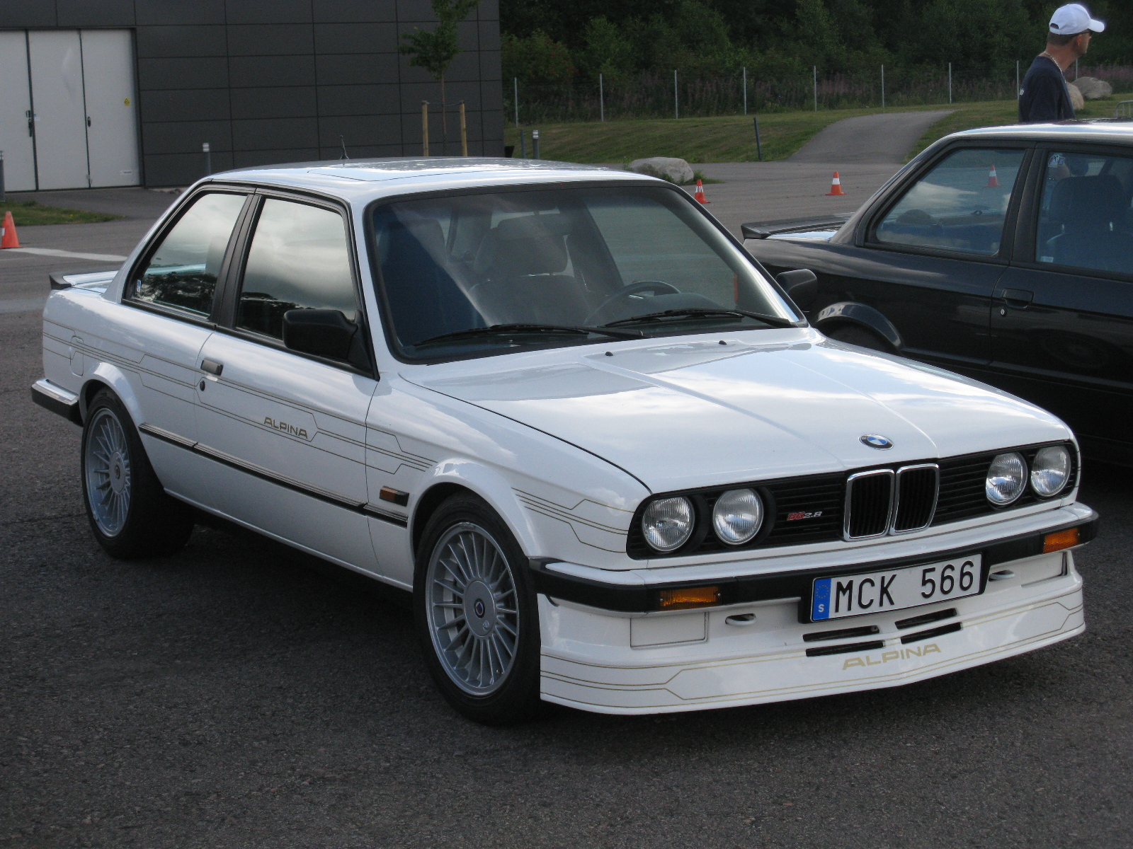 Bmw 3 Series E30 Wikipedia One Cylinder Four Wheeler Wire Diagram Special Modelsedit