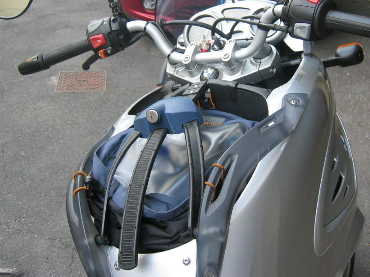 Filebmw F650 Cs Storage Bagjpg Wikimedia Commons