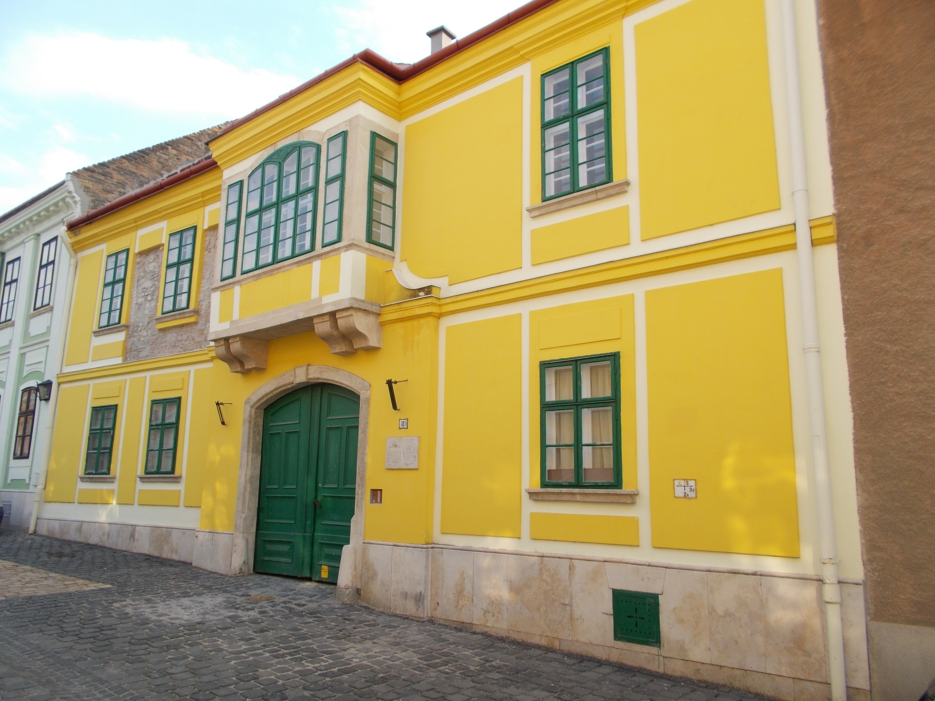 FileBaroque House Listed ID 3862 Early 18th Century Facade Modified In