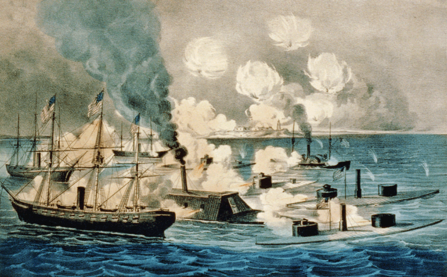 battle of mobile bay The battle of mobile bay was fought aug 5, 1864 during the civil war and saw adm david farragut's fleet force its way into mobile bay and defeat a smaller.