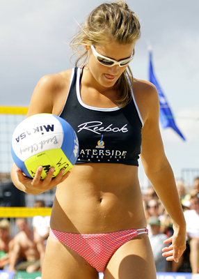 Beach Volleyball Sunglasses