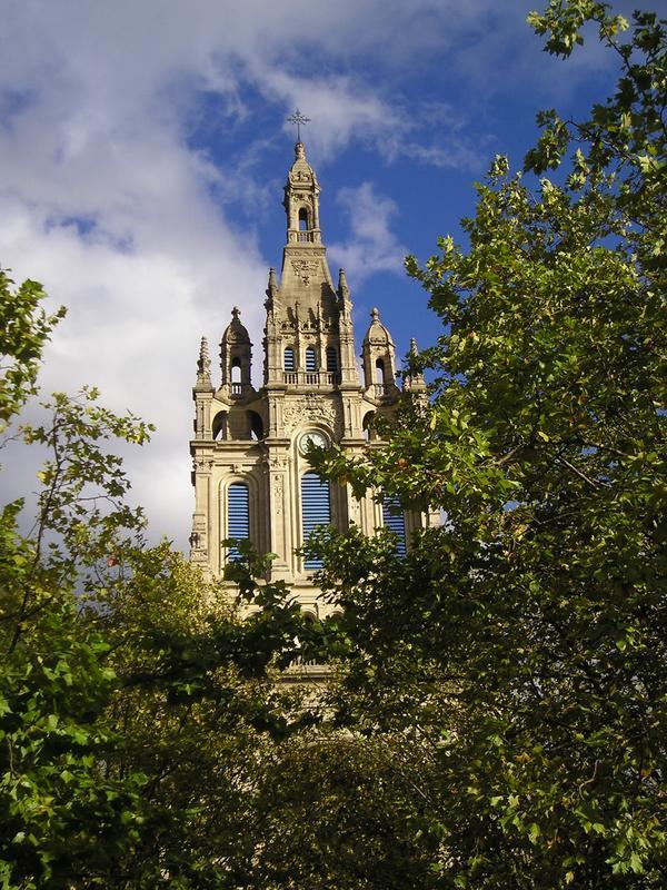 Basilica of Begoña - Wikipedia