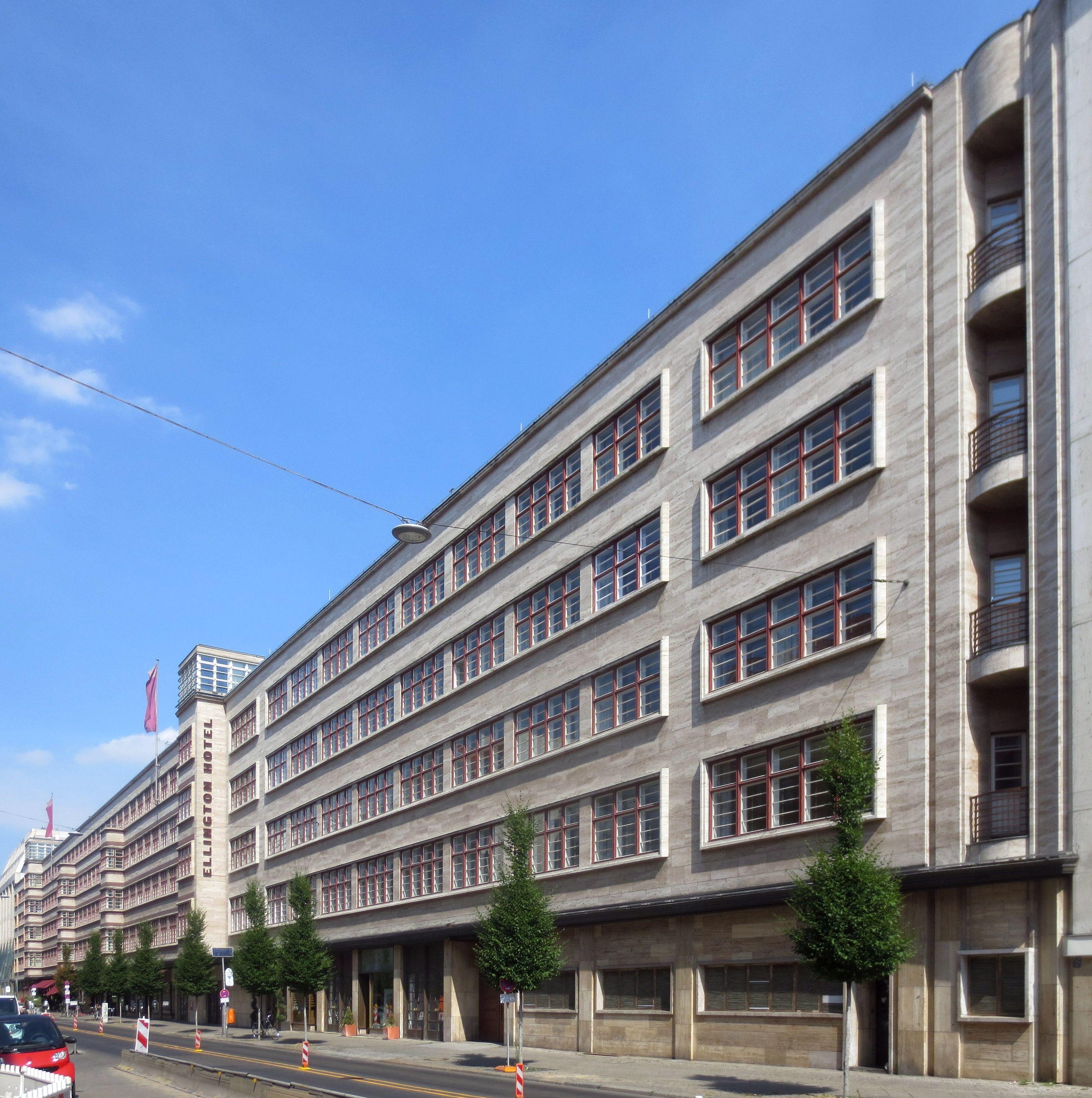 Ellington Hotel Berlin Nurnberger Strabe