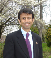 Jindal served as congressman for two terms until his election as governor