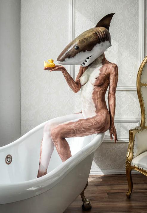 Hot sexy naked women breastfeeding