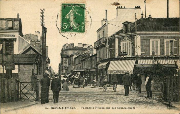 Rue des bourguignons asni res sur seine et bois colombes - Piscine bois de reves asnieres sur seine ...