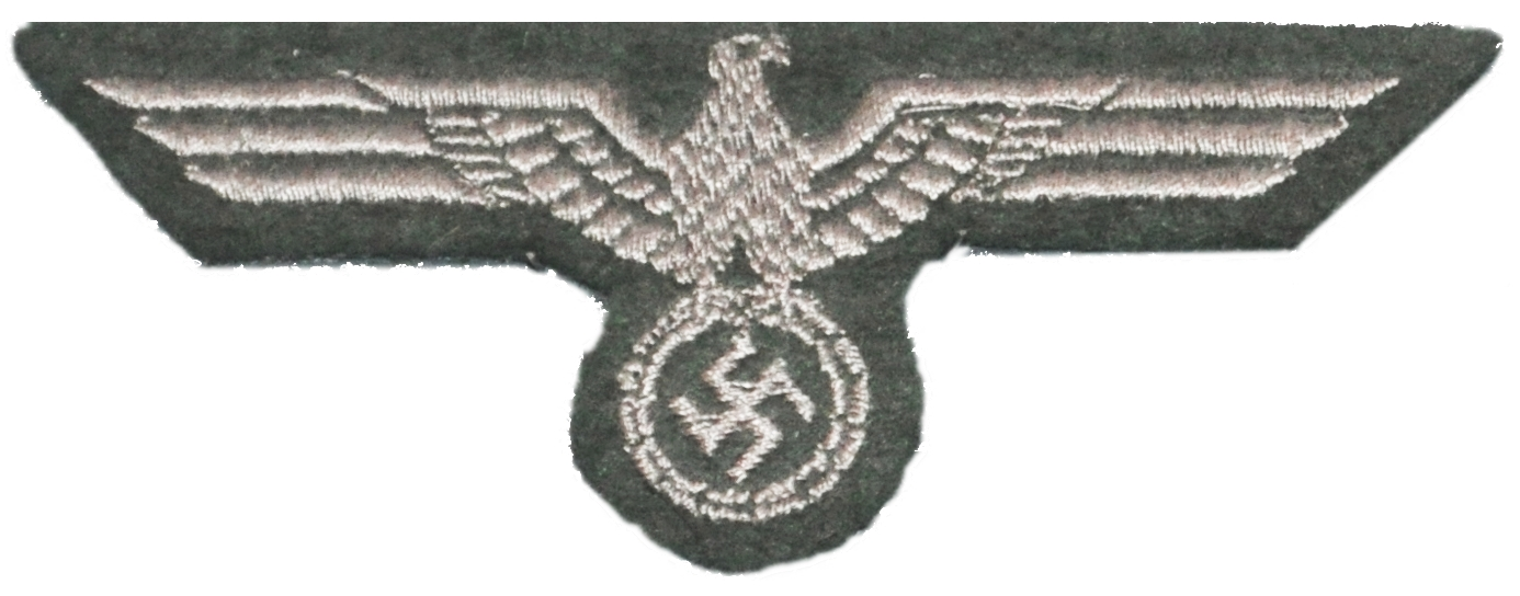 German WW2 Infantry Assault Badge, Late War Production