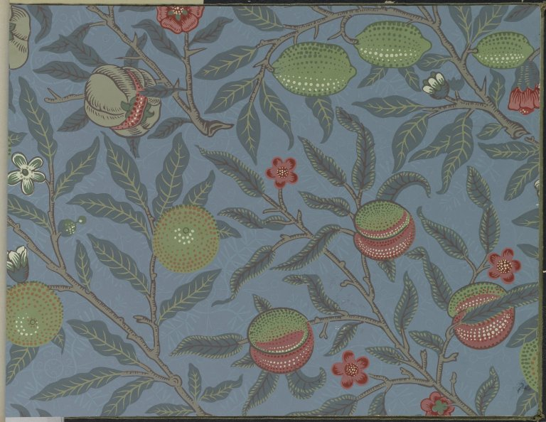 File:Brooklyn Museum  Wallpaper Sample Book 1  William Morris and Company  page065.jpg