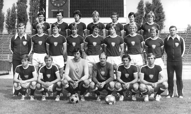 La pelota no se mancha: El Dynamo Berlin