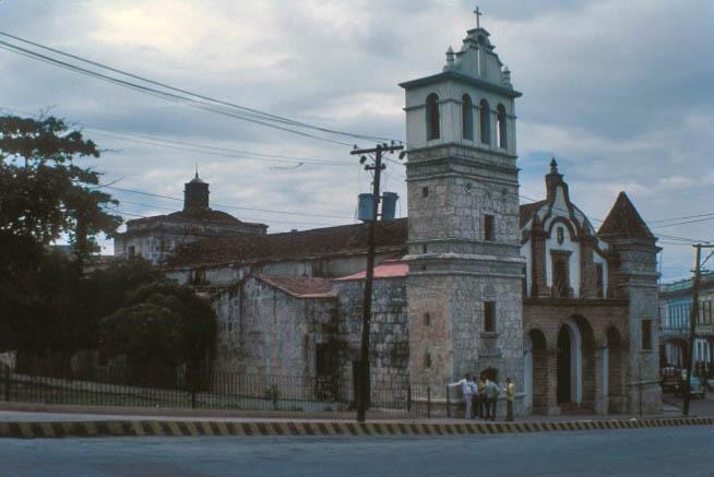 File:CHURCH OF SANTA BARBARA, SANTO DOMINGO, DOMINICAN REPUBLIC.jpg