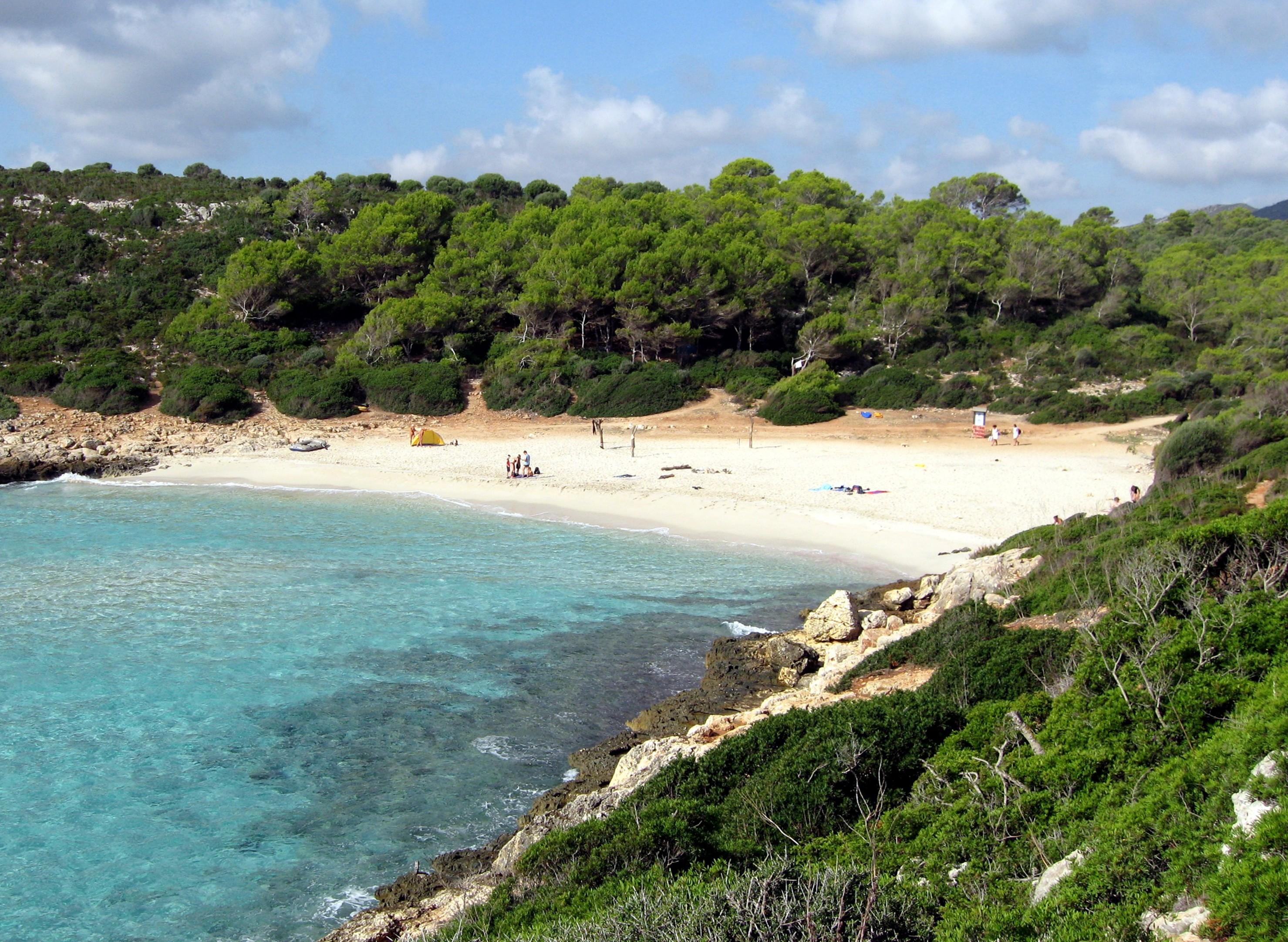 12 espectaculares calas que parecen piscinas naturales de - Mallorca islas baleares ...