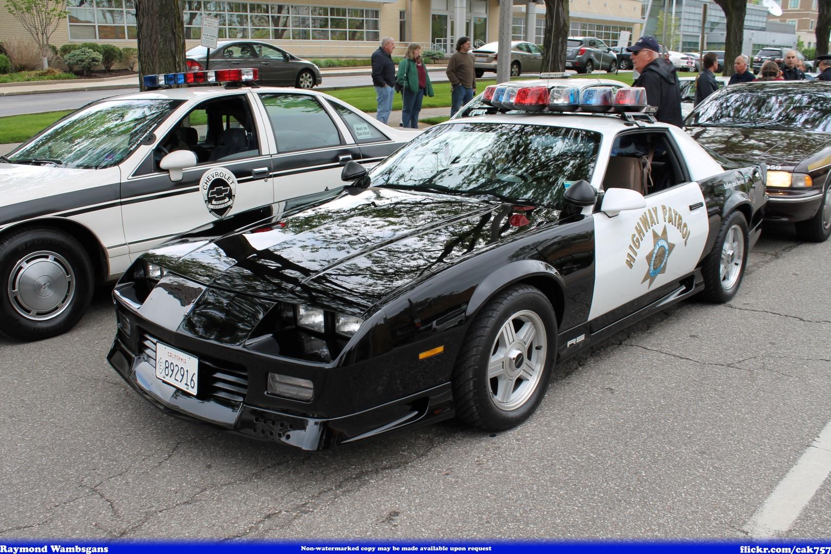 File California Highway Patrol Chevrolet Camaro Jpg