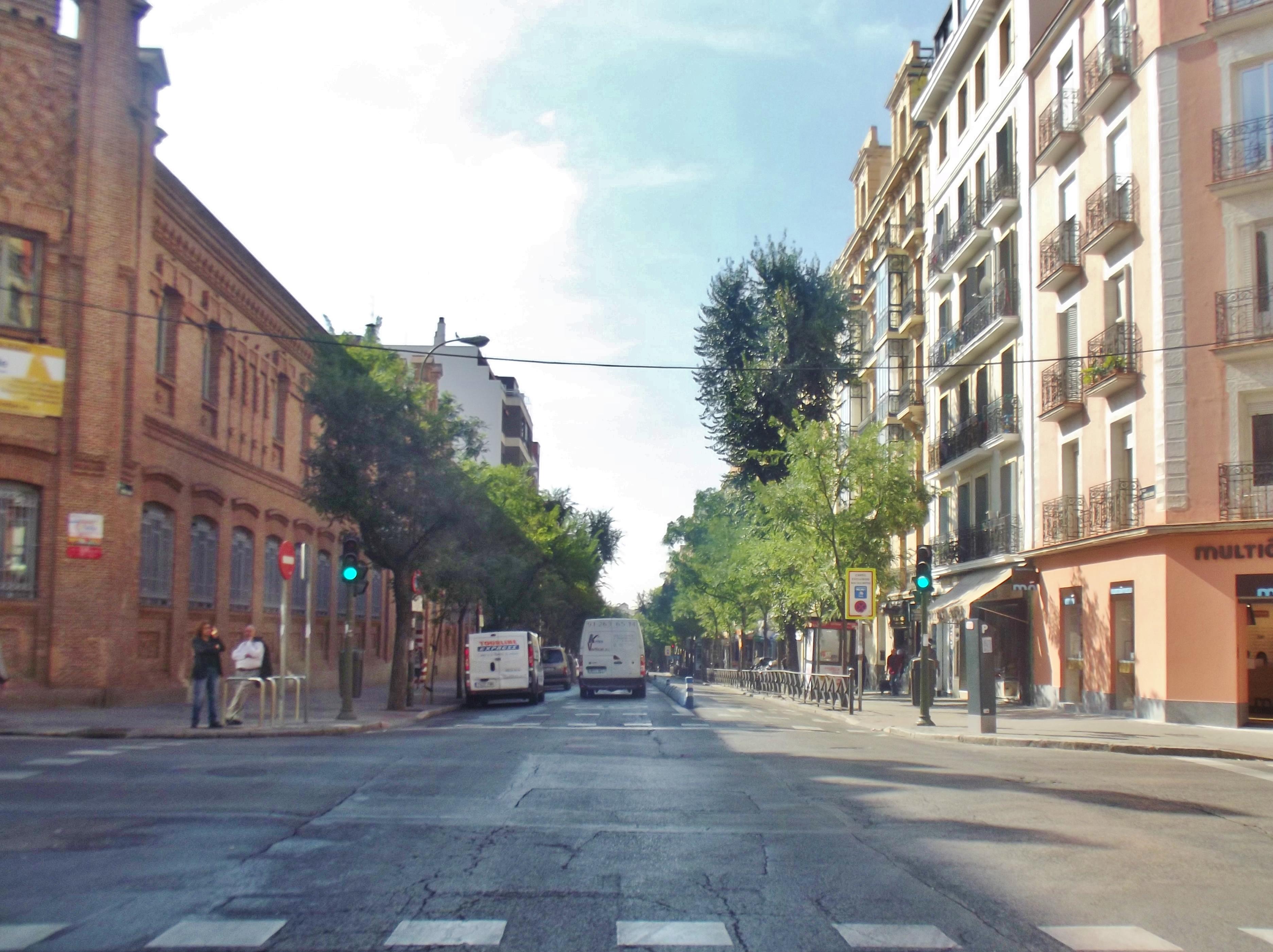 Archivo Calle De Guzman El Bueno Madrid Jpg Wikipedia La