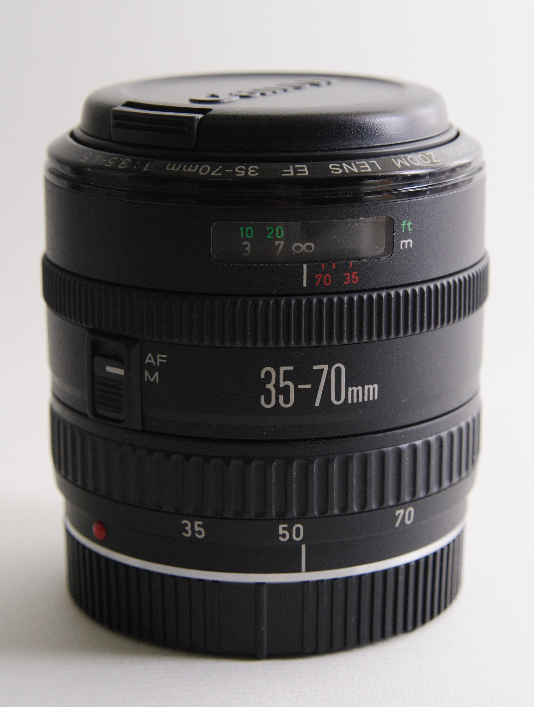 Canon Zoom Lens ef 35-80mm Zoom[edit Canon ef 35–70