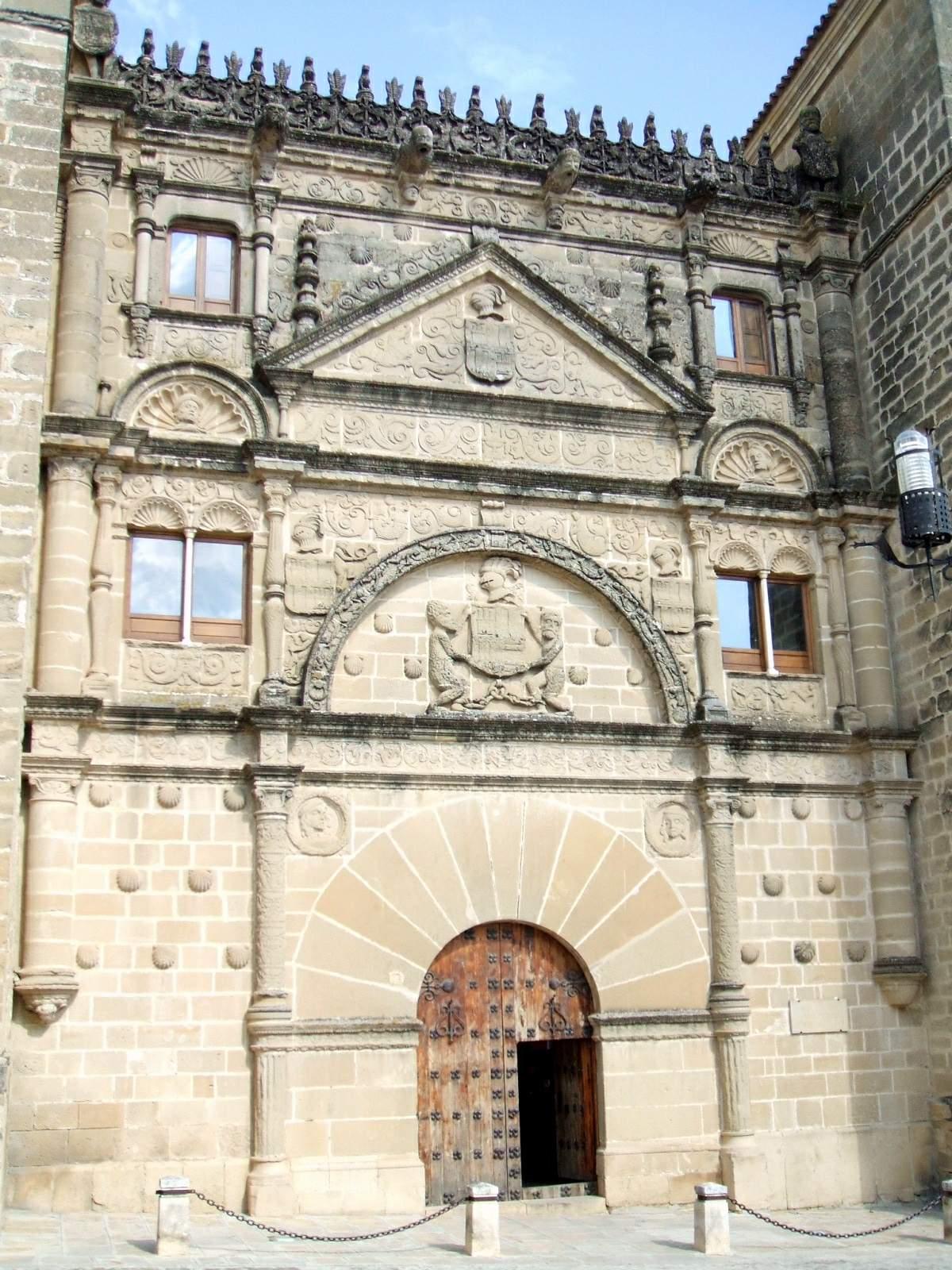 File Casa De Las Torres En úbeda Jaén 2 Jpg Wikimedia Commons