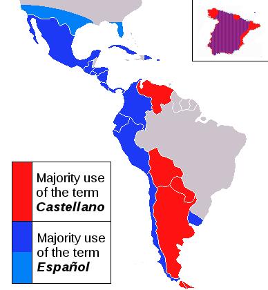 ¿Hablás español o castellano? ¡Enterate!