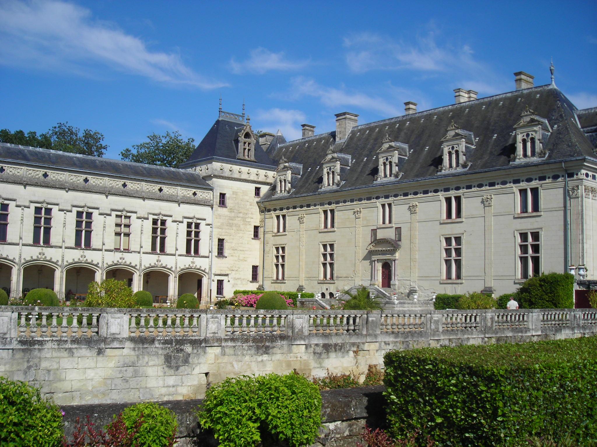 Chateau A Vendre A Restaurer Avec Plan D Eau