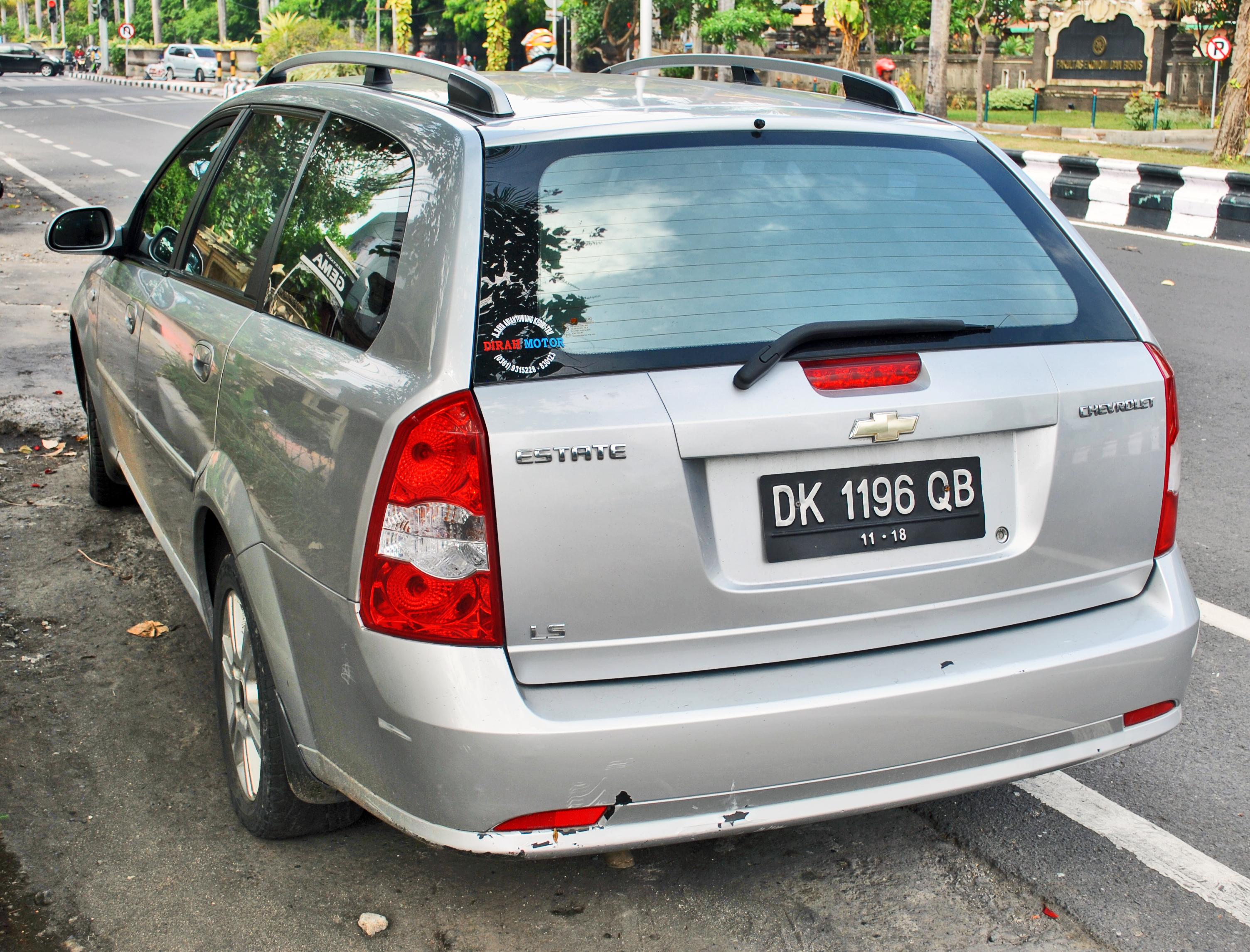 Kelebihan Kekurangan Chevrolet Estate Spesifikasi