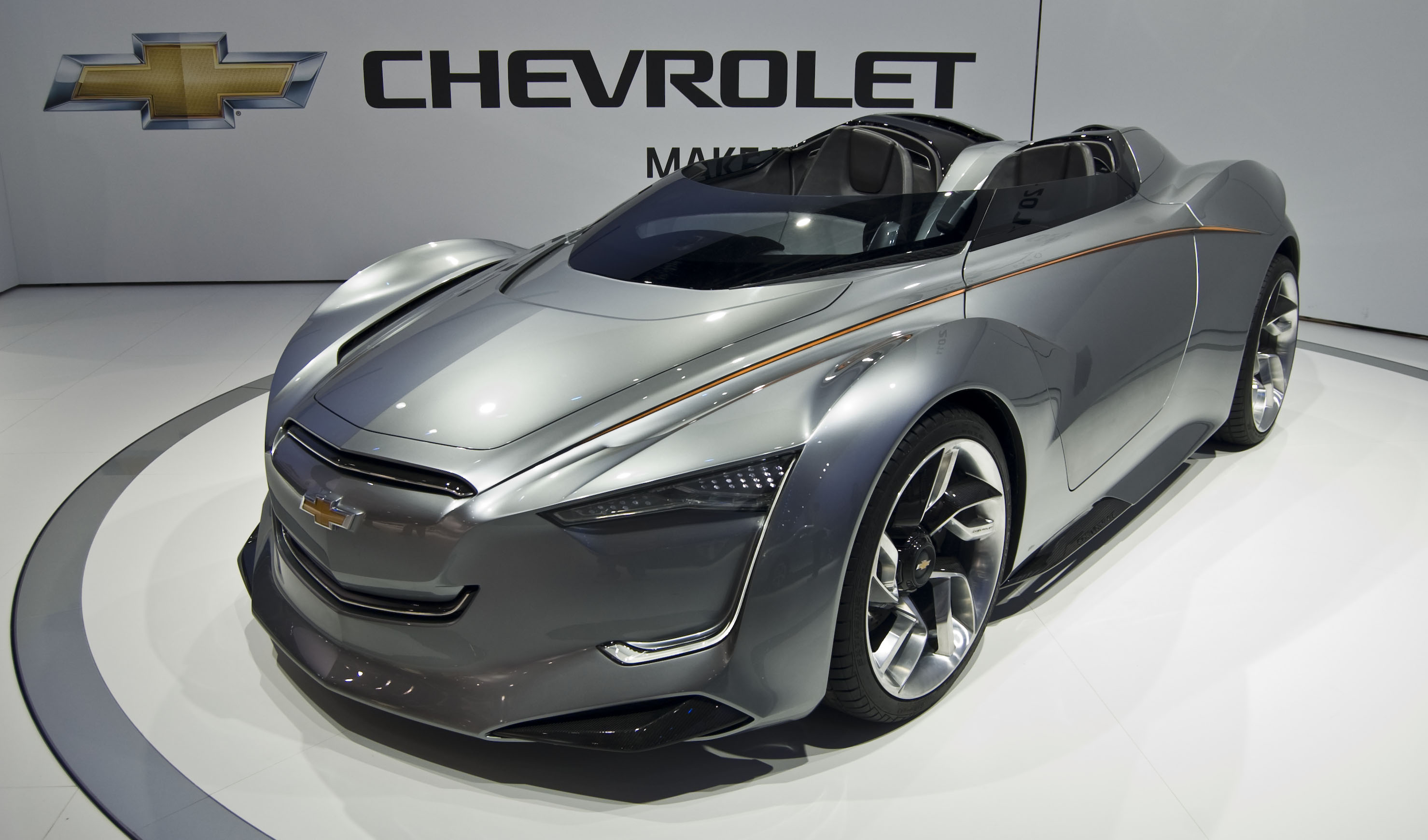 Chevy Sports Cars