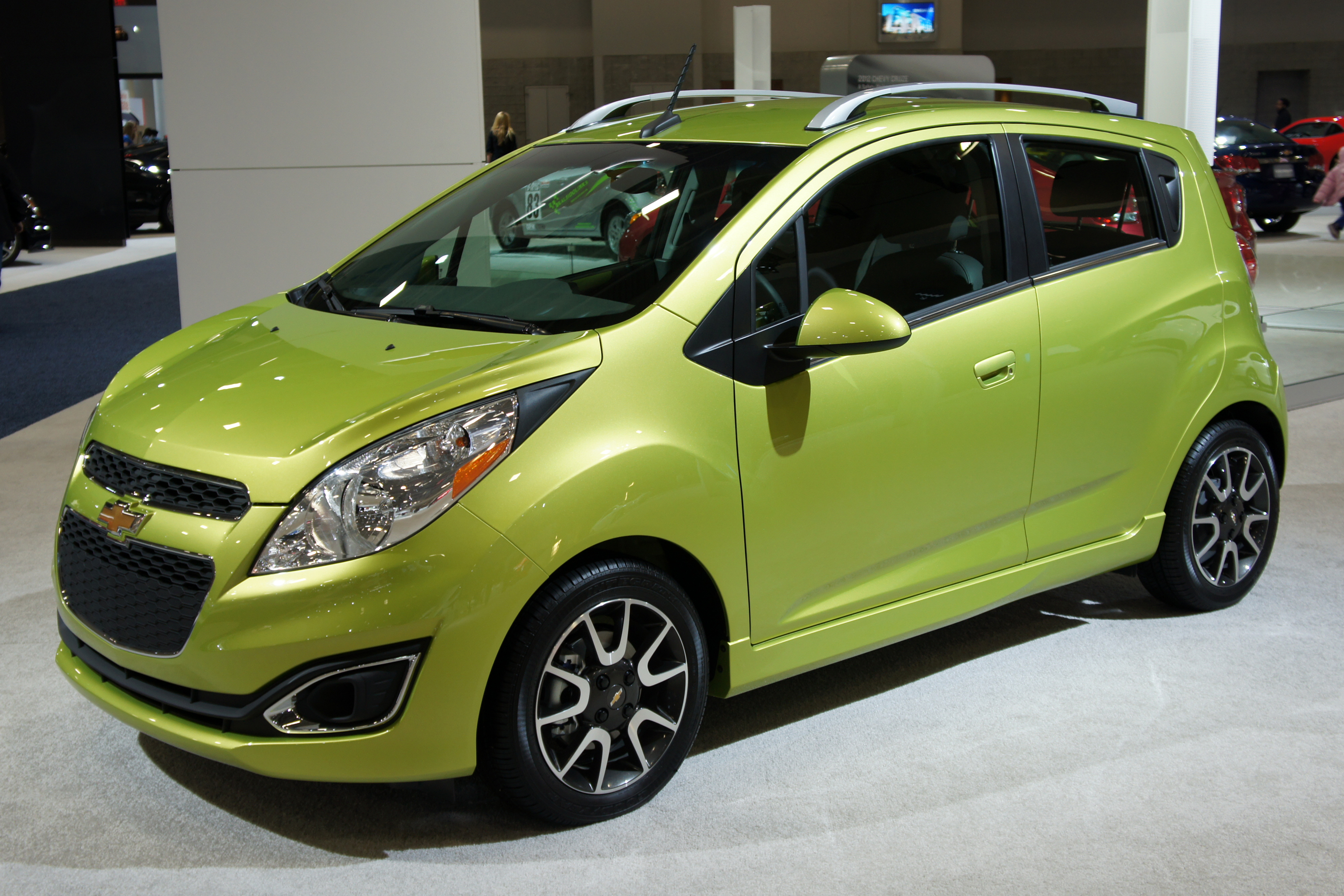 File Chevrolet Spark Was 2012 0488 Jpg Wikimedia Commons