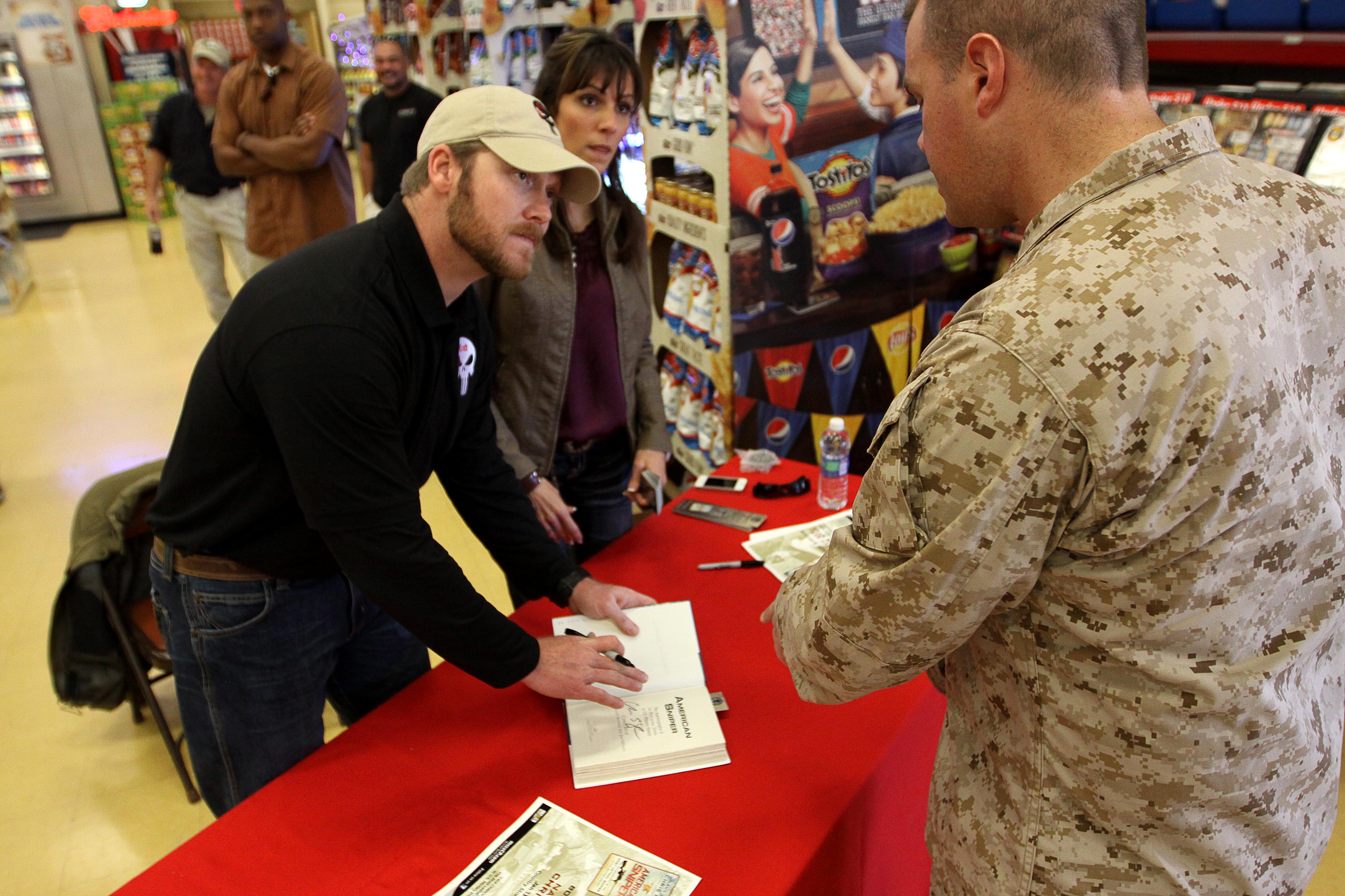 Chris Kyle, l'uomo che ha ispirato American Sniper