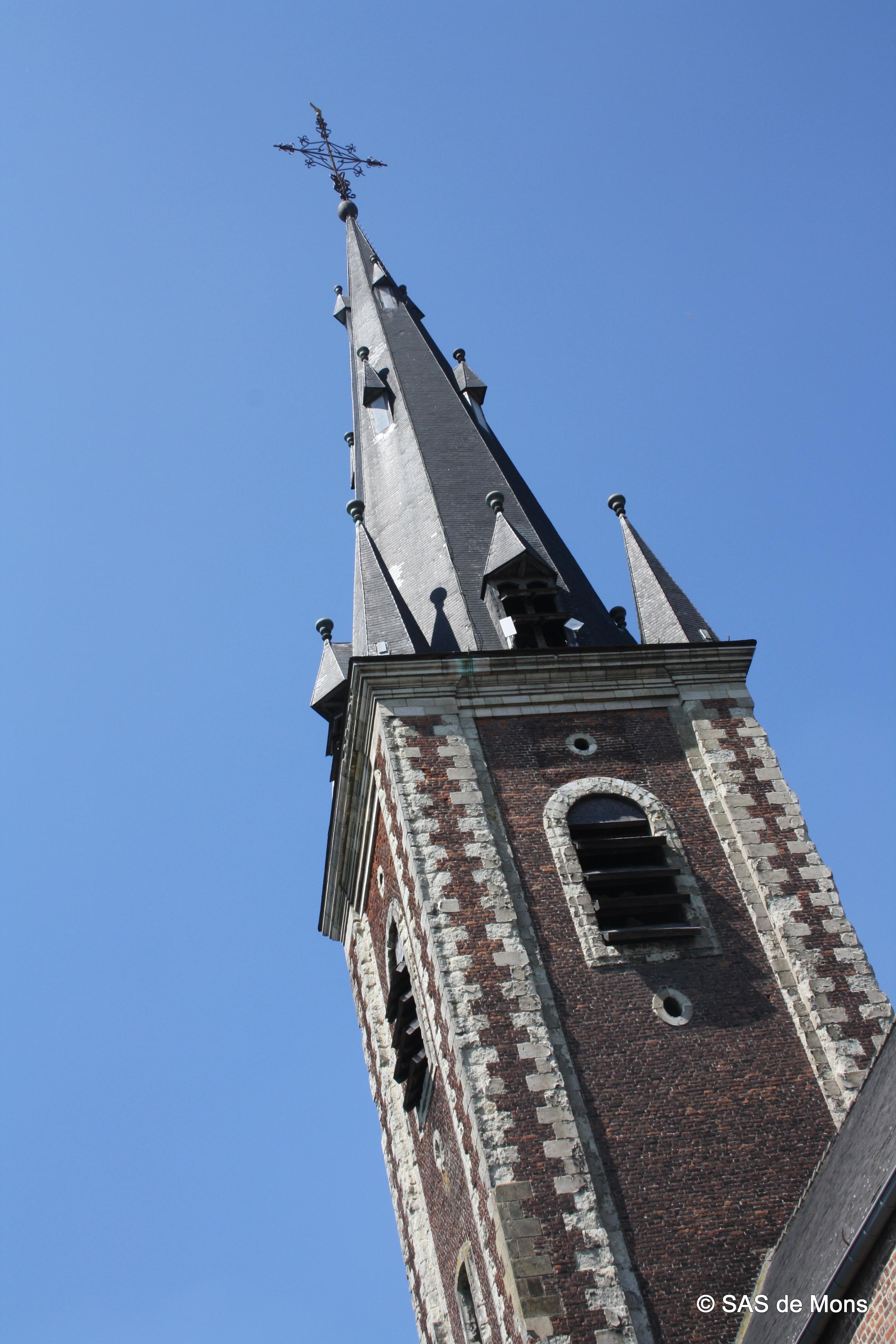 Narbonne Version 3 1: File:Clocher De L'église Saint-Martin à Quiévrain.JPG