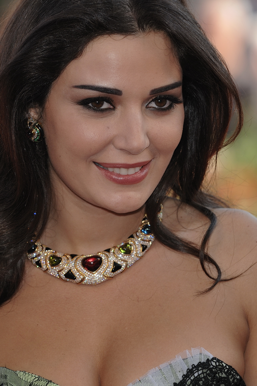 Most Beautiful Muslim Women : Cyrine Abdelnour