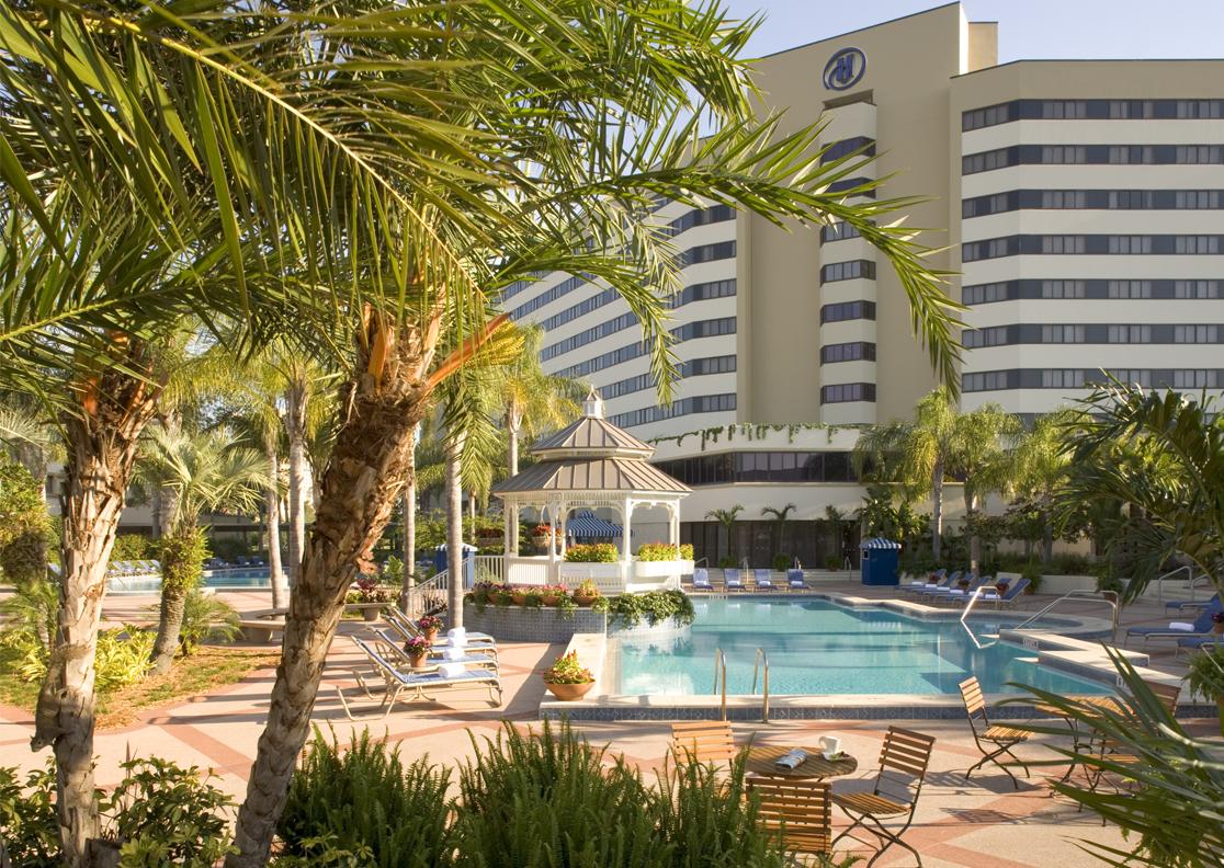 """Google SERP Results """"Hilton Orlando Lake Buena Vista"""""""