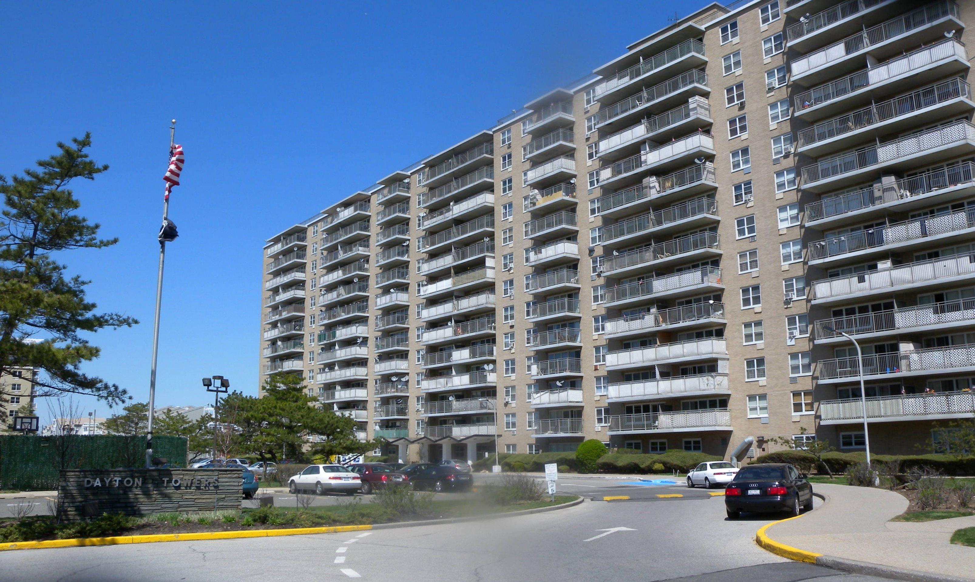 Dayton Towers West Rockaway Beach Ny