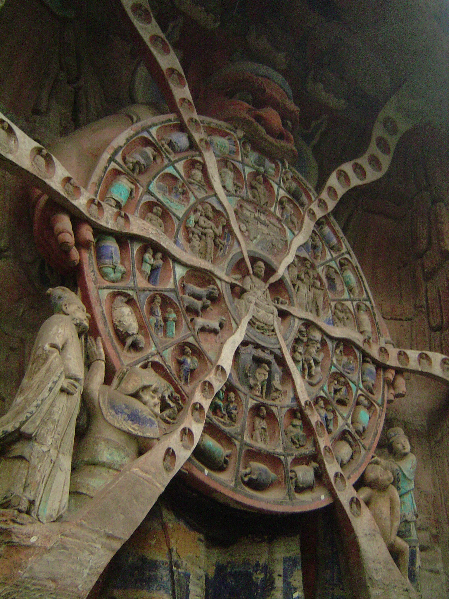 File:Dazu Wheel of Reincarnation.JPG - Wikimedia Commons