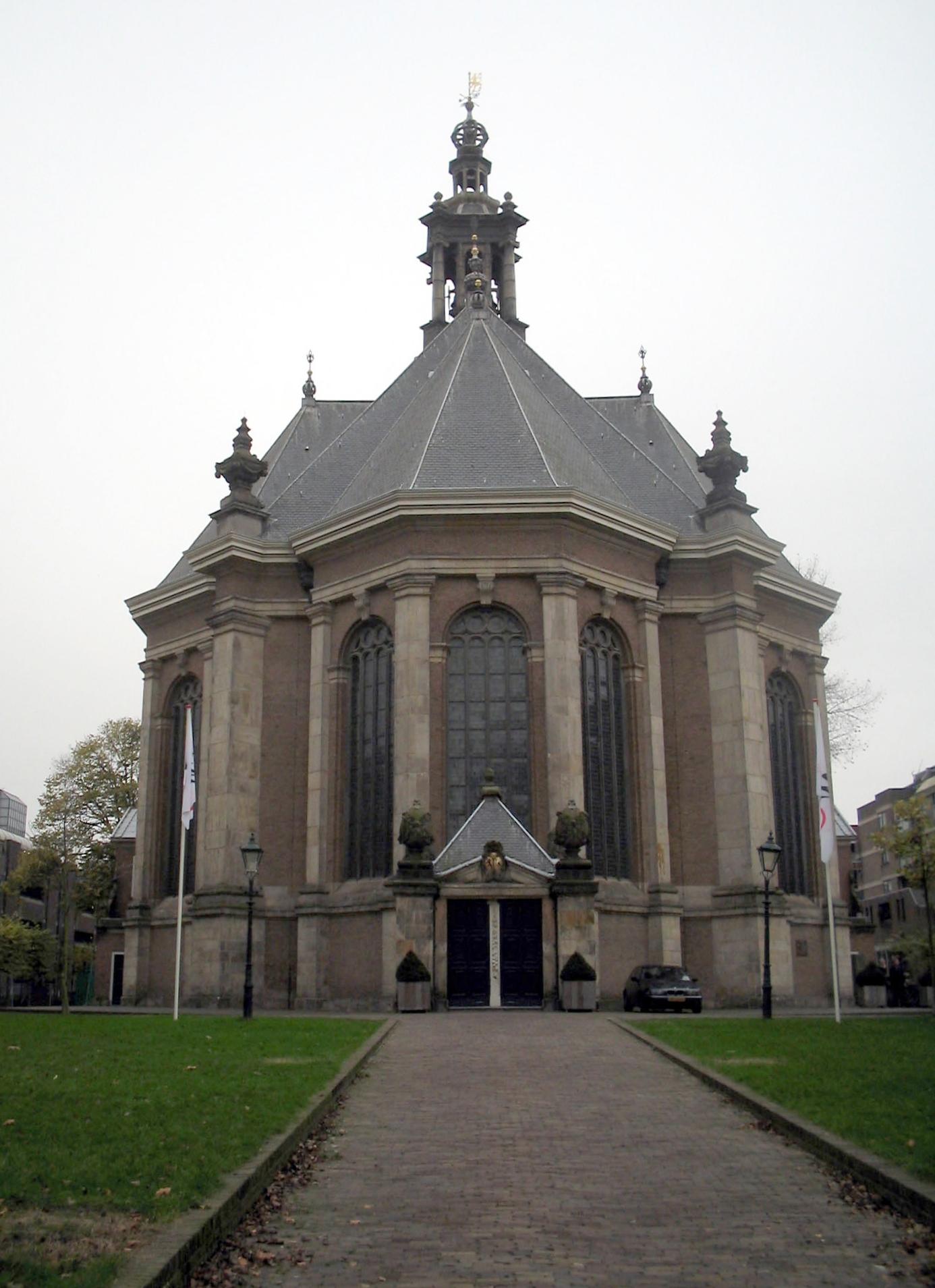 Nieuwe Kerk in 's Gravenhage  Monument  Rijksmonumenten nl