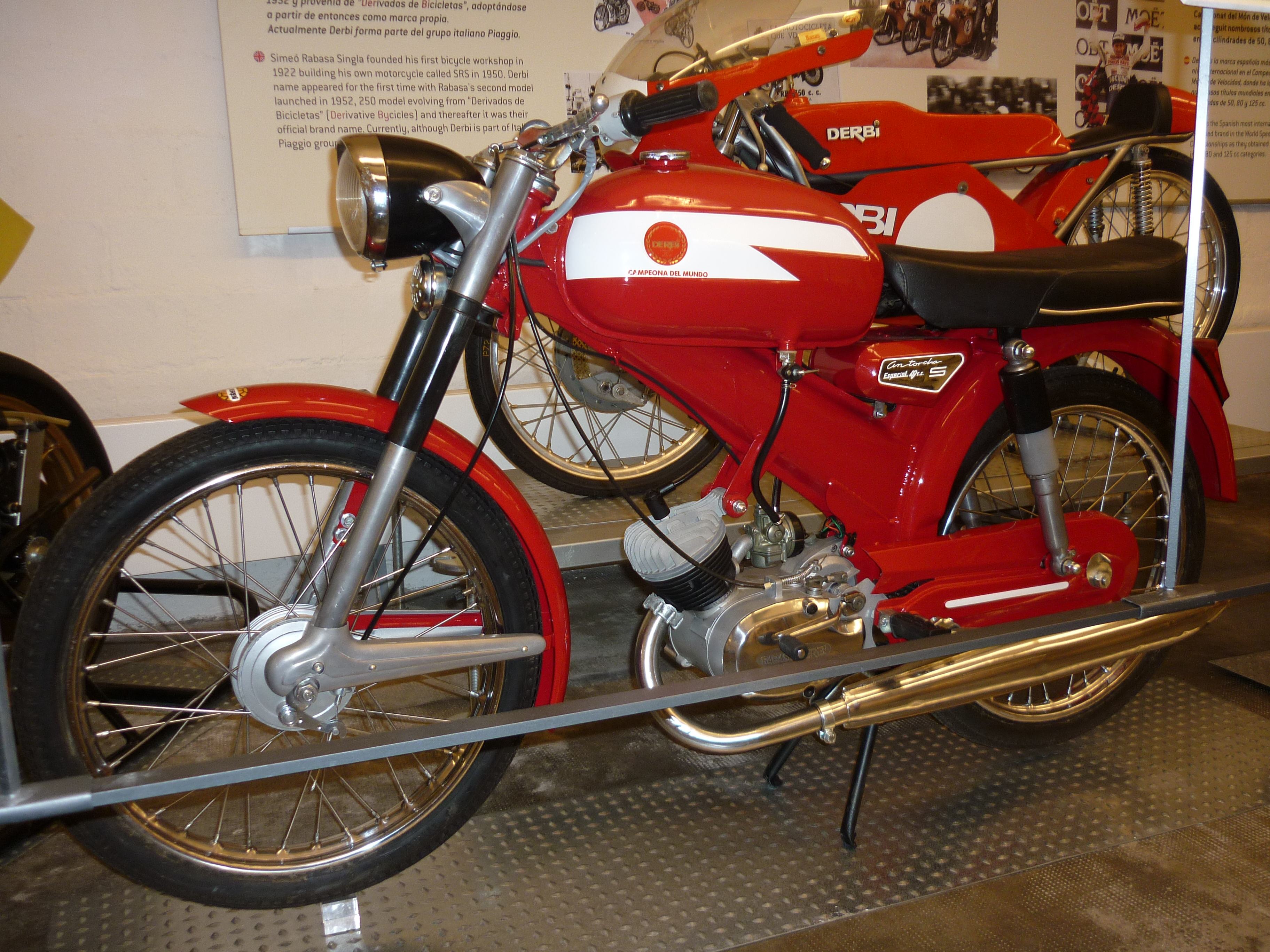 File Derbi Antorcha Especial S 49cc 1974 Jpg Wikimedia Commons