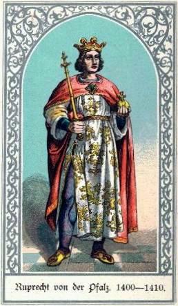 Ruprecht, Heiliges Römisches Reich, König