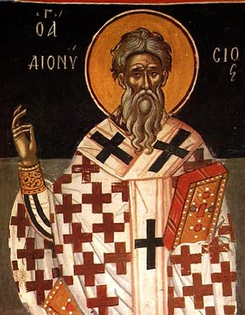 sveti Dionizij Aleksandrijski - škof