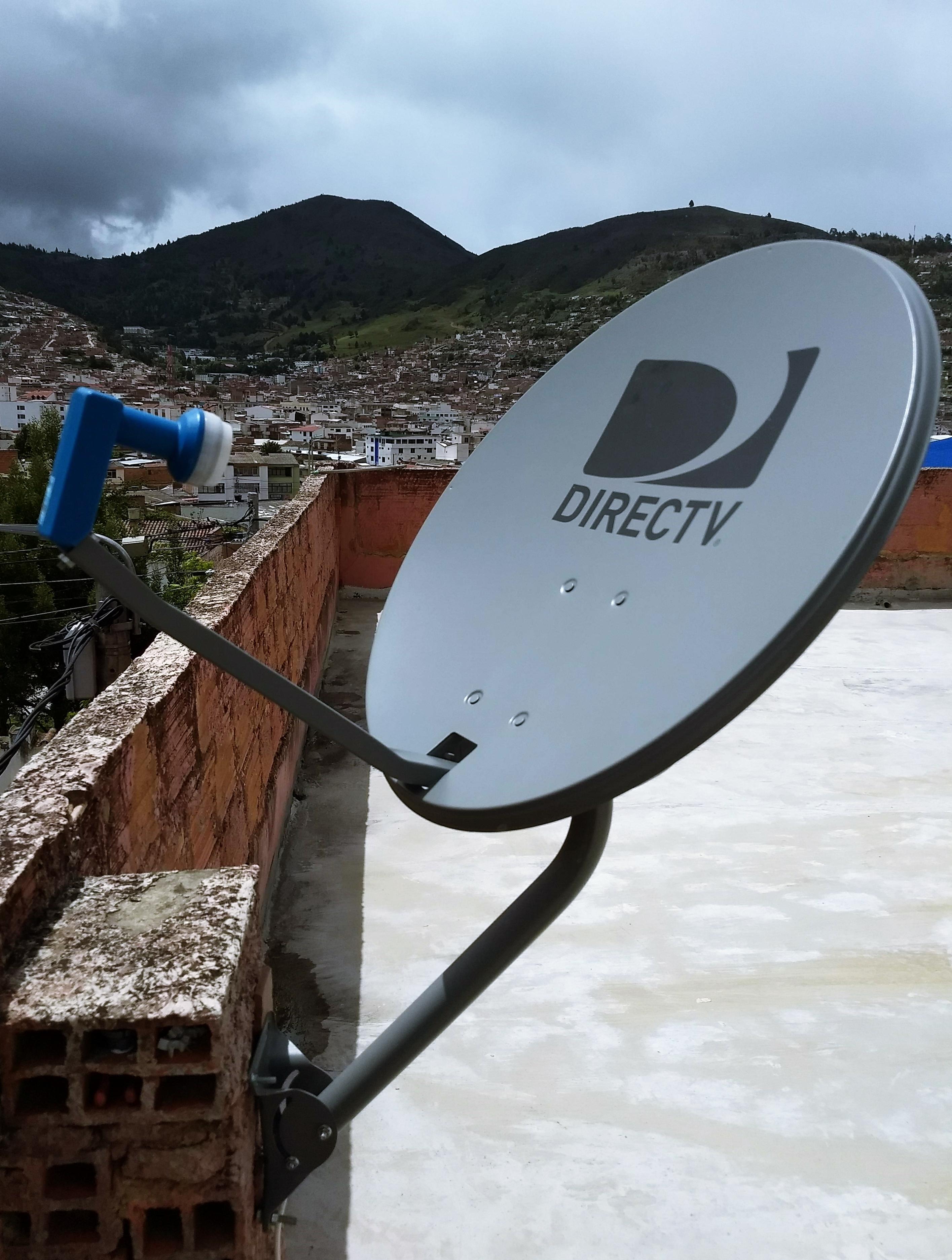 Televisión Por Satélite Wikipedia La Enciclopedia Libre