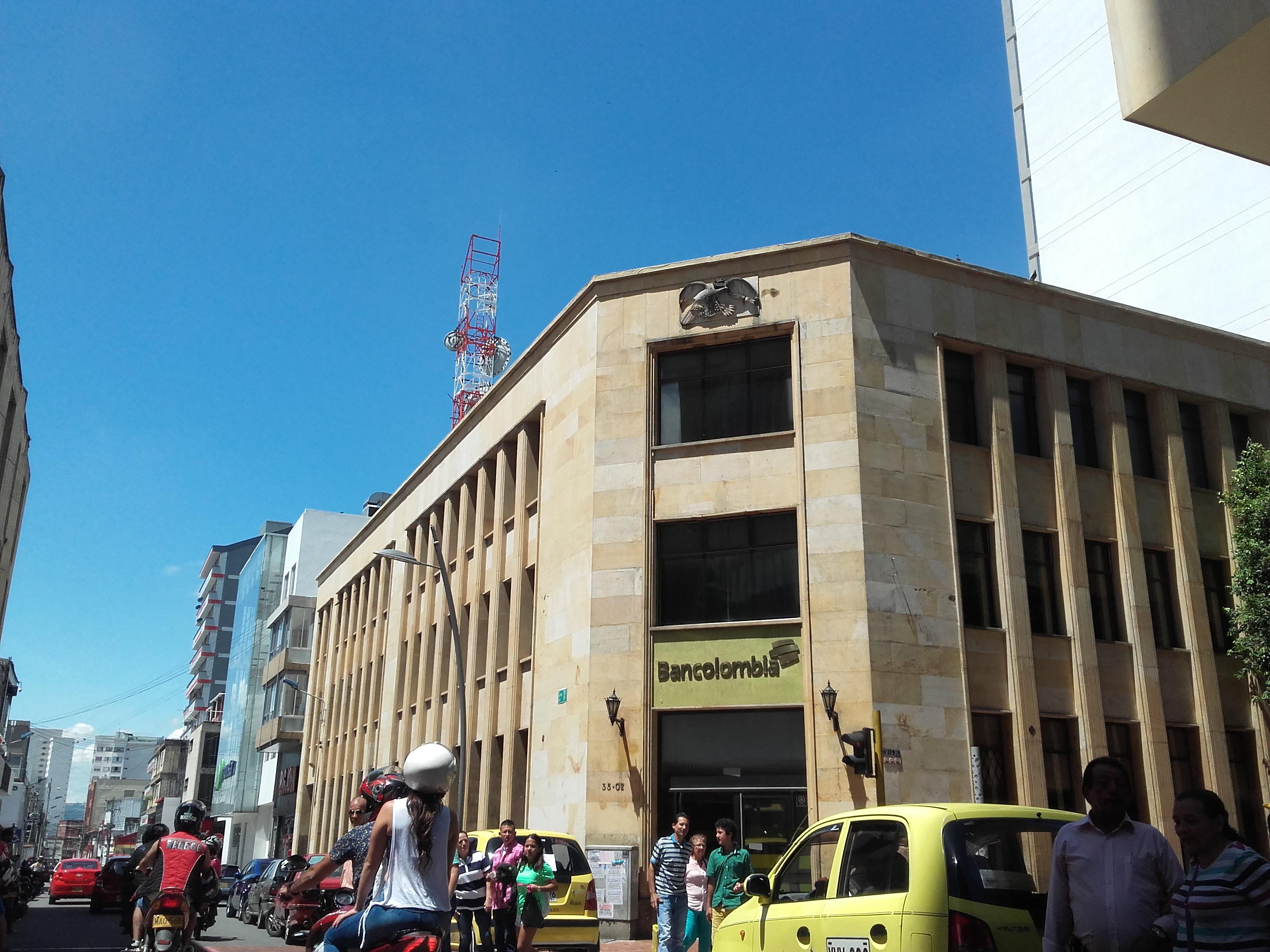 File Edificio Bancolombia Bucaramanga Centro Jpeg Wikimedia Commons