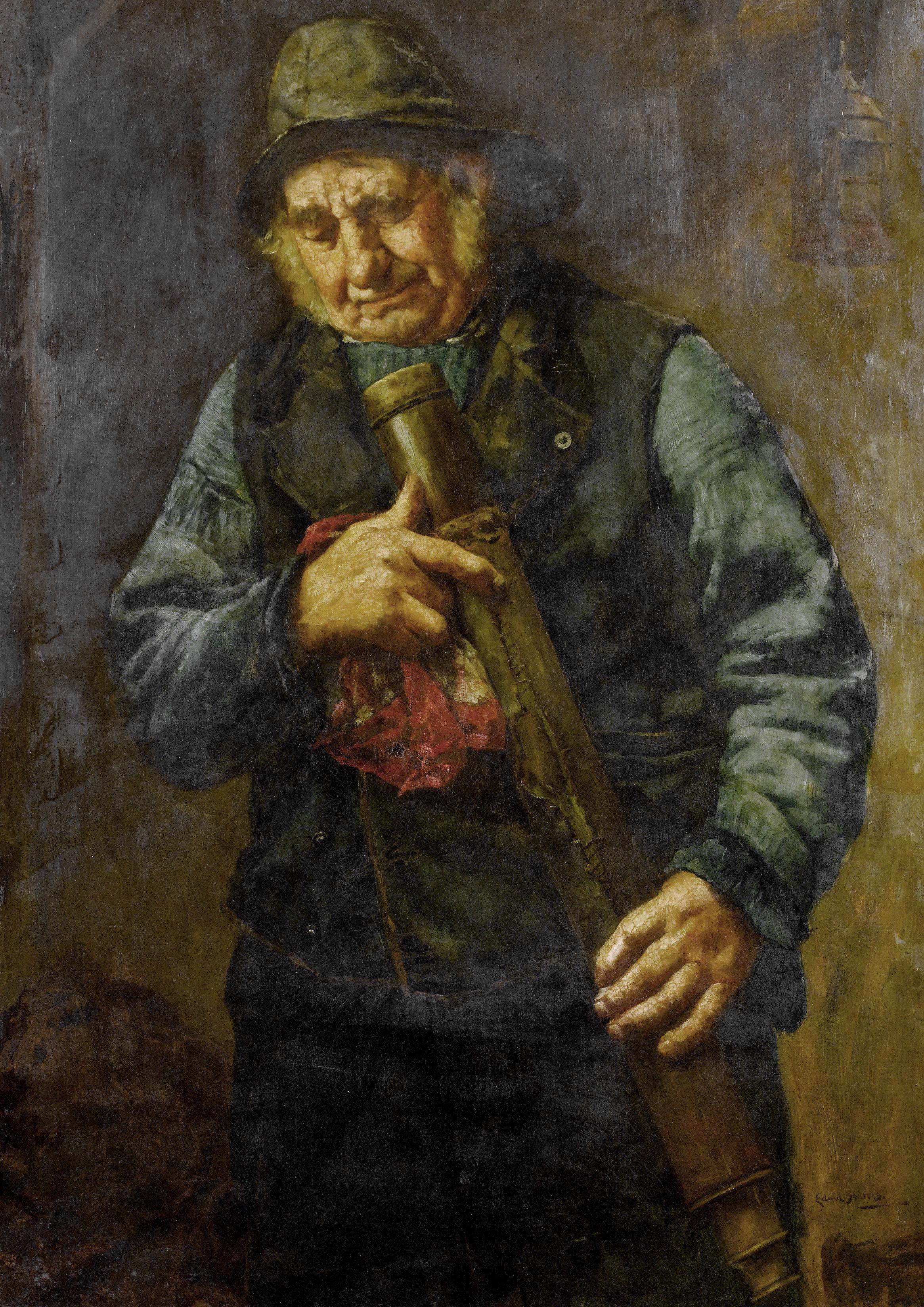 Edwin Harris Net Worth