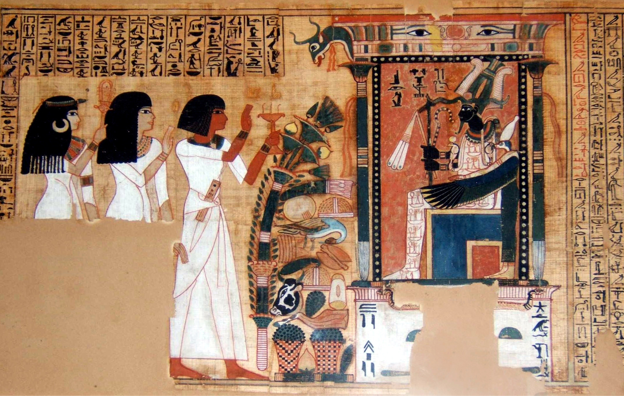 File:Egypt bookofthedead jpg - Wikimedia Commons