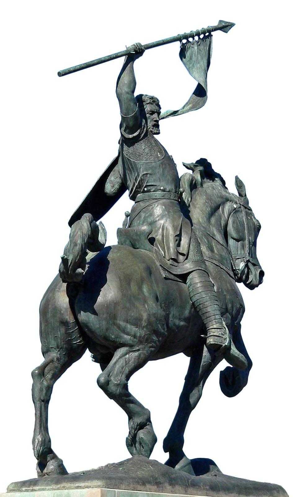 File el cid estatua parque de balboa jpg wikimedia commons for La leyenda del cid