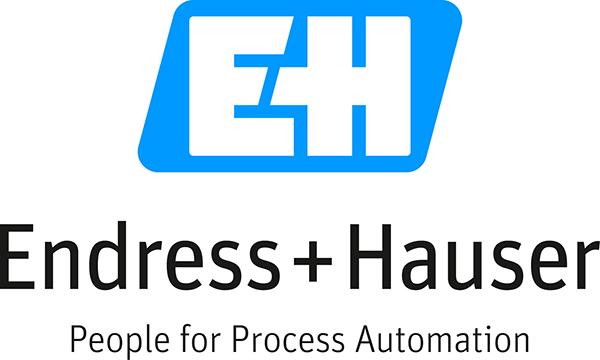 endress hauser logo: